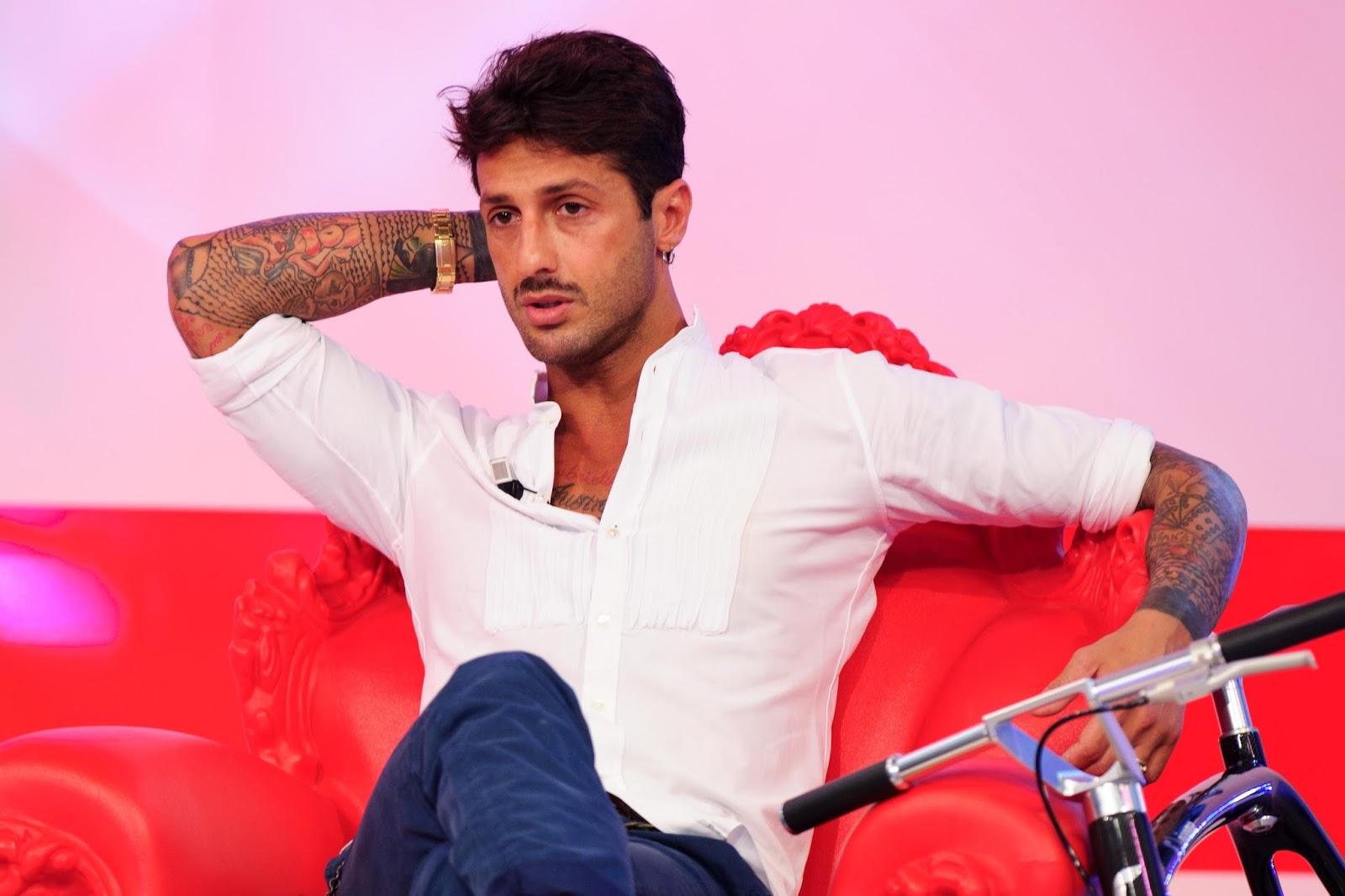 Fabrizio Corona in tv Belen e Stefano