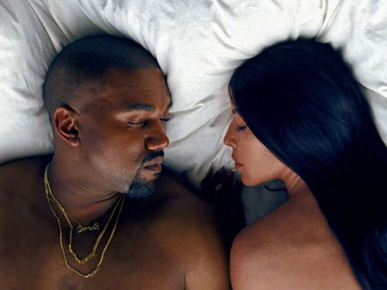 kanye-west-kim-kardashian-famous-video
