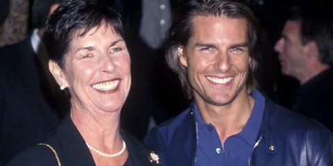 """Tom Cruise, morta la mamma: """"Si è spenta serenamente nel sonno"""""""