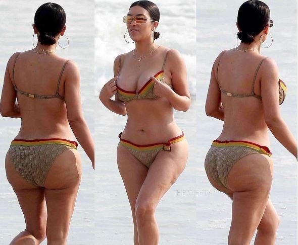 """Selvaggia Lucarelli e la cellulite della Kardashian: """"Tanto resta lì. Deponi le armi"""""""