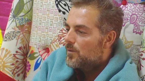 """""""Grande Fratello Vip"""", Daniele racconta le sue paure: """"Avevo il ribrezzo di me"""""""