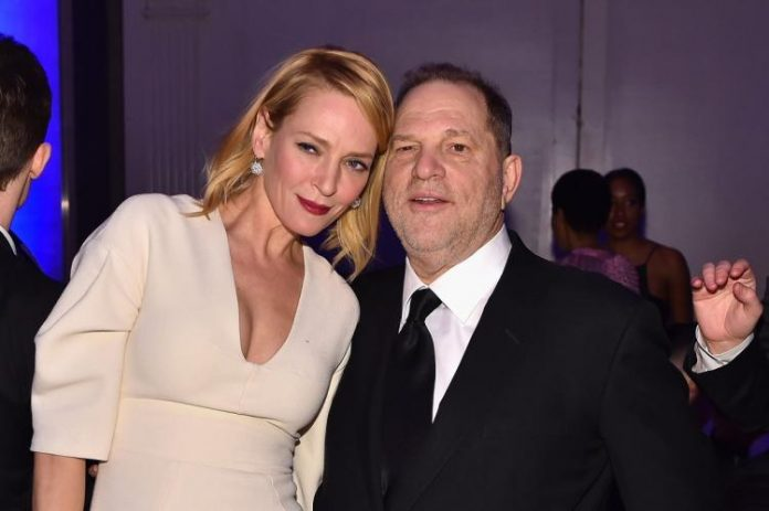 Molestie, anche Uma Thurman contro Weinstein: